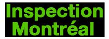 Inspection Montréal